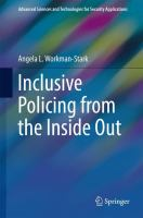 Cover image for Inclusive Policing from the Inside Out