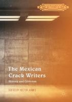 Cover image for The Mexican Crack Writers History and Criticism