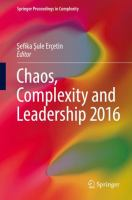 Cover image for Chaos, Complexity and Leadership 2016