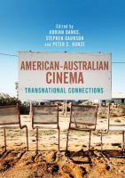 Cover image for American–Australian Cinema Transnational Connections