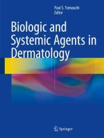Cover image for Biologic and Systemic Agents in Dermatology