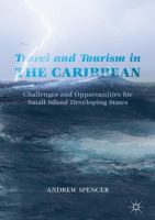 Cover image for Travel and Tourism in the Caribbean Challenges and Opportunities for Small Island Developing States