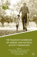 Cover image for The Palgrave Handbook of Ageing and Physical Activity Promotion