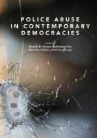 Cover image for Police Abuse in Contemporary Democracies