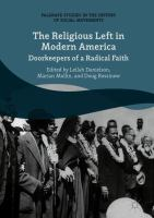 Cover image for The Religious Left in Modern America Doorkeepers of a Radical Faith