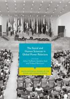 Cover image for The Social and Human Sciences in Global Power Relations