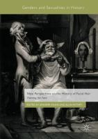 Cover image for New Perspectives on the History of Facial Hair Framing the Face
