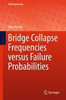 Cover image for Bridge Collapse Frequencies versus Failure Probabilities
