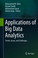 Cover image for Applications of Big Data Analytics Trends, Issues, and Challenges