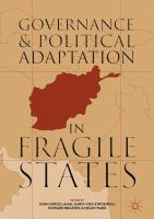 Cover image for Governance and Political Adaptation in Fragile States