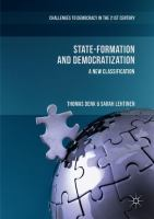 Cover image for State-Formation and Democratization A New Classification