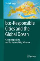 Cover image for Eco-Responsible Cities and the Global Ocean Geostrategic Shifts and the Sustainability Trilemma