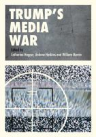 Cover image for Trump's Media War
