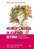 Cover image for Women's Manga in Asia and Beyond Uniting Different Cultures and Identities