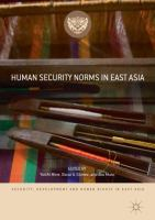 Cover image for Human Security Norms in East Asia