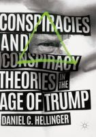 Cover image for Conspiracies and Conspiracy Theories in the Age of Trump