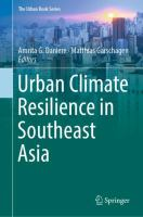 Cover image for Urban Climate Resilience in Southeast Asia