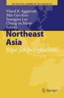 Cover image for Northeast Asia Ripe for Integration?