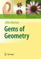 Cover image for Gems of geometry