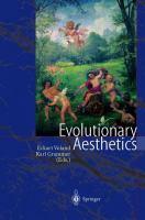 Cover image for Evolutionary Aesthetics
