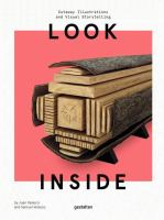 Cover image for Look inside : cutaway illustrations and visual storytelling