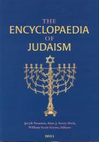 Cover image for The encyclopaedia of Judaism