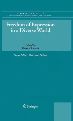 Cover image for Freedom of Expression in a Diverse World