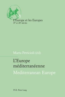 Cover image for L' Europe méditerranéenne = Mediterranean Europe