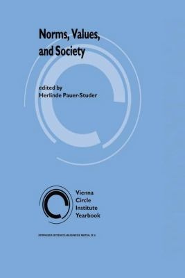Cover image for Norms, Values, and Society