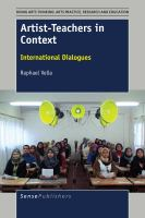 Cover image for Artist-Teachers in Context International Dialogues