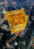 Cover image for Smart Cities in the Gulf Current State, Opportunities, and Challenges
