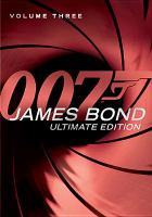 Cover image for James Bond ultimate edition. Volume 4