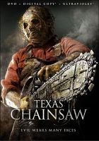 Cover image for Texas chainsaw evil wears many faces