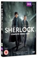 Cover image for Sherlock Season two