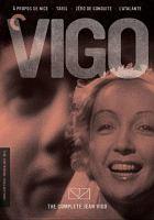 Cover image for The complete Jean Vigo