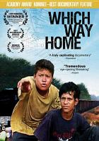 Cover image for Which way home