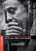 Cover image for The newspaperman : the life and times of Ben Bradlee