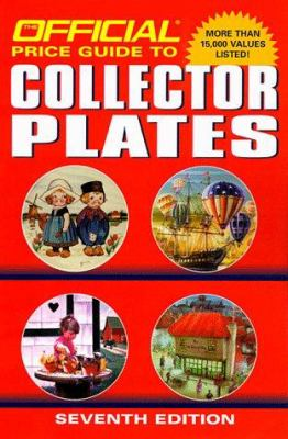 the official price guide to collector plates
