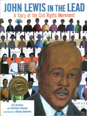 John Lewis in the lead : a story of the civil rights movement