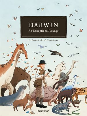 Darwin : an exceptional voyage
