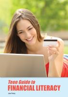 Cover image for Teen guide to financial literacy