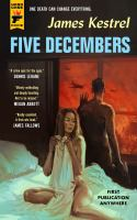 Cover image for Five Decembers.