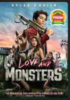 Cover image for Love and monsters [DVD]