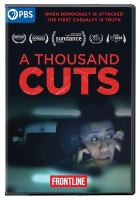 Cover image for Frontline. Thousand cuts [DVD]
