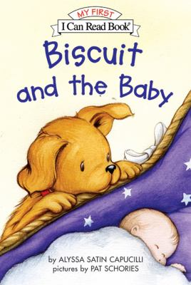 Cover image for Biscuit and the baby