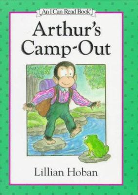 Cover image for Arthur's camp-out