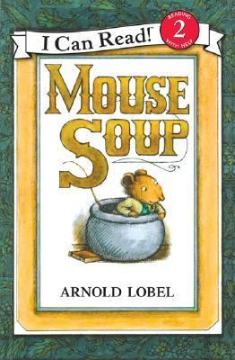 Cover image for Mouse soup