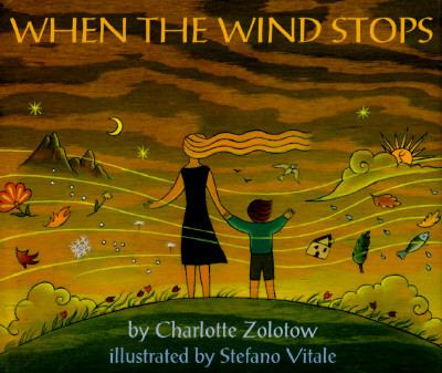 Cover image for When the wind stops