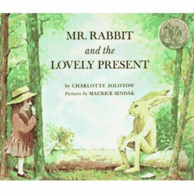 Cover image for Mr. Rabbit and the lovely present