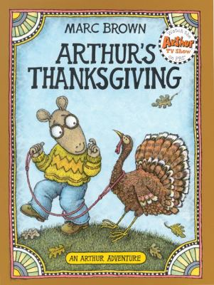 Cover image for Arthur's Thanksgiving